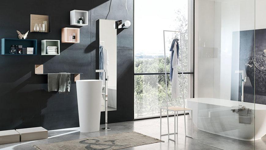 Magnetica di Arcom, un modo innovativo per dare nuovo stile al bagno
