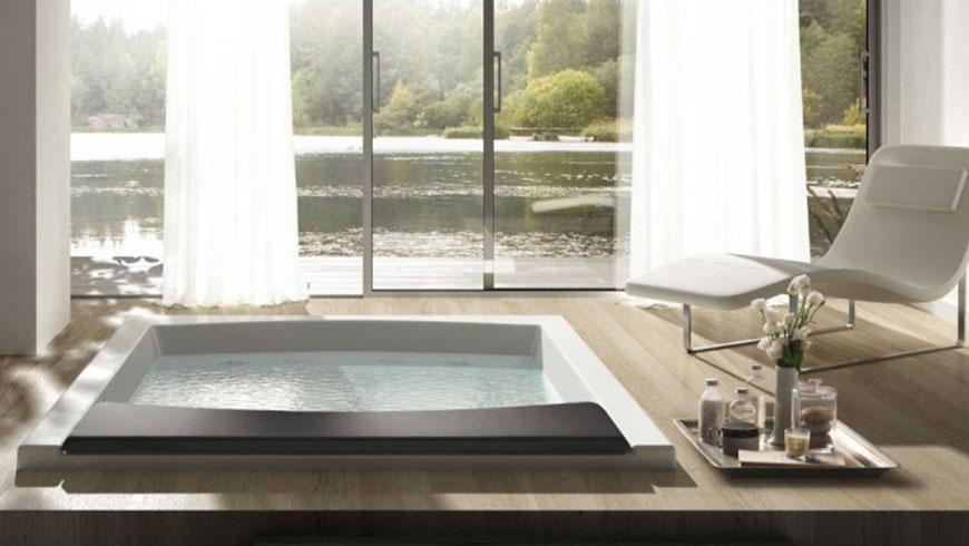 Trasformare Lavanderia In Bagno : Come trasformare il bagno in una piccola spa